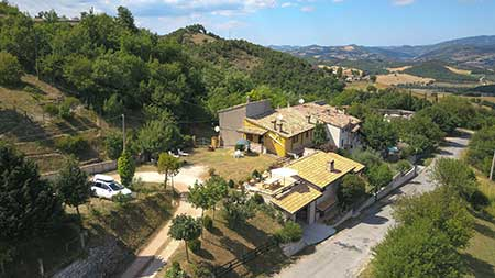 casa vacanza in provincia di Pesaro Urbino
