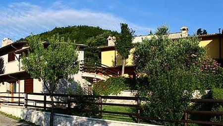 La casa vacanza pi� vicina al monte Catria